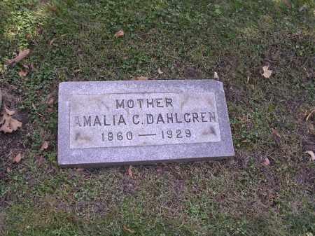 DAHLGREN, AMALIA - Cook County, Illinois | AMALIA DAHLGREN - Illinois Gravestone Photos