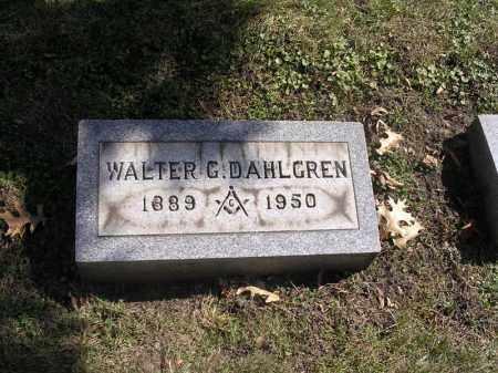 DAHLGREN, WALTER - Cook County, Illinois | WALTER DAHLGREN - Illinois Gravestone Photos