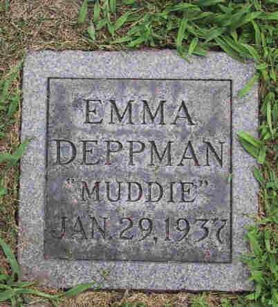 GROSSMAN DEPPMAN, EMMA - Cook County, Illinois   EMMA GROSSMAN DEPPMAN - Illinois Gravestone Photos