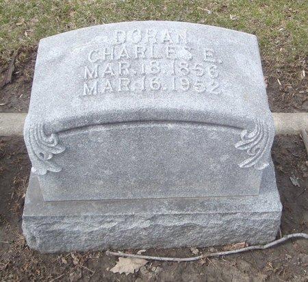 DORAN, CHARLES E. - Cook County, Illinois   CHARLES E. DORAN - Illinois Gravestone Photos
