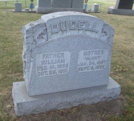 DUDELL, WILLIAM - Cook County, Illinois | WILLIAM DUDELL - Illinois Gravestone Photos