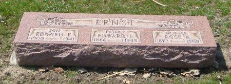 ERNST, ROSE B. - Cook County, Illinois | ROSE B. ERNST - Illinois Gravestone Photos