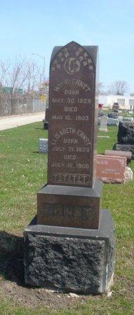 ERNST, WILLIAM C. - Cook County, Illinois | WILLIAM C. ERNST - Illinois Gravestone Photos