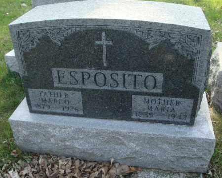 ESPOSITO, MARCO - Cook County, Illinois   MARCO ESPOSITO - Illinois Gravestone Photos