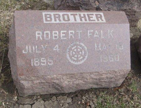 FALK, ROBERT - Cook County, Illinois   ROBERT FALK - Illinois Gravestone Photos
