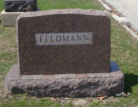 FELDMANN, JOSEPH F. - Cook County, Illinois | JOSEPH F. FELDMANN - Illinois Gravestone Photos