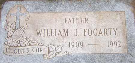 FOGARTY, WILLIAM JOSEPH - Cook County, Illinois | WILLIAM JOSEPH FOGARTY - Illinois Gravestone Photos