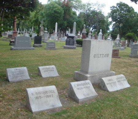 GILTZOW, ALMA - Cook County, Illinois | ALMA GILTZOW - Illinois Gravestone Photos