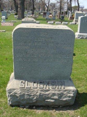 GLOCKSON, EDWARD - Cook County, Illinois | EDWARD GLOCKSON - Illinois Gravestone Photos
