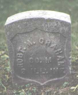 GRAHAM, ROBERT M. - Cook County, Illinois | ROBERT M. GRAHAM - Illinois Gravestone Photos