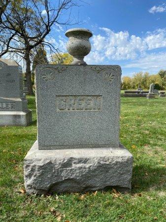 GILES GREEN, EMELINE - Cook County, Illinois   EMELINE GILES GREEN - Illinois Gravestone Photos