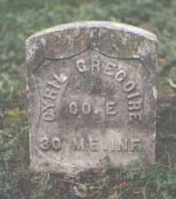 GREGOIRE, CYRIL - Cook County, Illinois | CYRIL GREGOIRE - Illinois Gravestone Photos