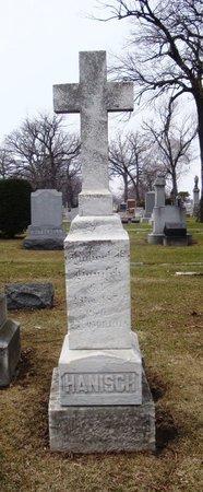 MERKLER HANISCH, ELISABETH - Cook County, Illinois | ELISABETH MERKLER HANISCH - Illinois Gravestone Photos