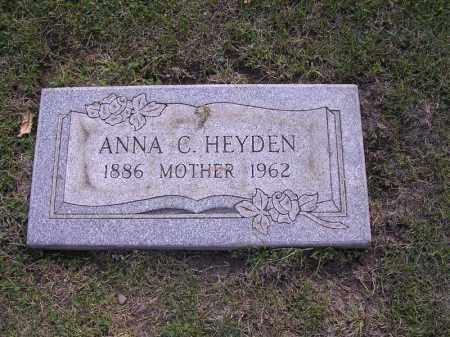 HEYDEN, ANNA - Cook County, Illinois | ANNA HEYDEN - Illinois Gravestone Photos