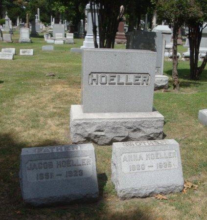 HOELLER, JACOB - Cook County, Illinois   JACOB HOELLER - Illinois Gravestone Photos