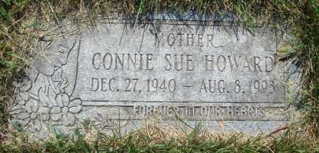 HOWARD, CONNIE SUE - Cook County, Illinois | CONNIE SUE HOWARD - Illinois Gravestone Photos