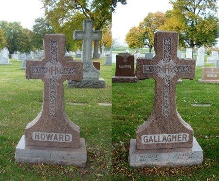 HOWARD, EMIL - Cook County, Illinois   EMIL HOWARD - Illinois Gravestone Photos