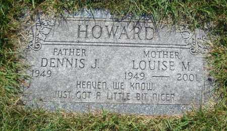 HOWARD, LOUISE M. - Cook County, Illinois   LOUISE M. HOWARD - Illinois Gravestone Photos