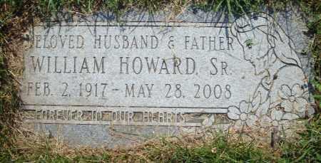 HOWARD, WILLIAM SR. - Cook County, Illinois | WILLIAM SR. HOWARD - Illinois Gravestone Photos