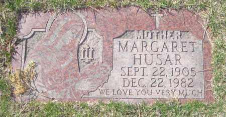 HUSAR, MARGARET - Cook County, Illinois | MARGARET HUSAR - Illinois Gravestone Photos