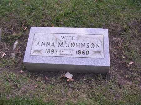 DAHLGREN JOHNSON, ANNA M. - Cook County, Illinois | ANNA M. DAHLGREN JOHNSON - Illinois Gravestone Photos