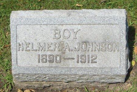 JOHNSON, HELMERA - Cook County, Illinois   HELMERA JOHNSON - Illinois Gravestone Photos