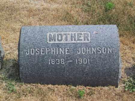 JOHNSON, JOSEPHINE - Cook County, Illinois | JOSEPHINE JOHNSON - Illinois Gravestone Photos
