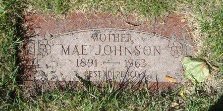 JOHNSON, MAE - Cook County, Illinois   MAE JOHNSON - Illinois Gravestone Photos