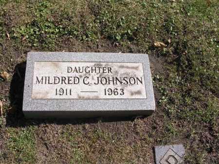JOHNSON, MILDRED C. - Cook County, Illinois | MILDRED C. JOHNSON - Illinois Gravestone Photos