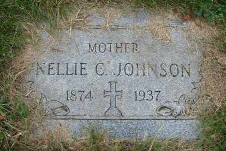 JOHNSON, NELLIE C. - Cook County, Illinois   NELLIE C. JOHNSON - Illinois Gravestone Photos