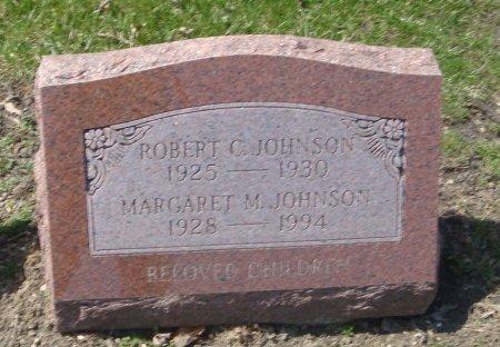 JOHNSON, ROBERT C. - Cook County, Illinois | ROBERT C. JOHNSON - Illinois Gravestone Photos