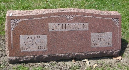 JOHNSON, VIOLA M. - Cook County, Illinois | VIOLA M. JOHNSON - Illinois Gravestone Photos