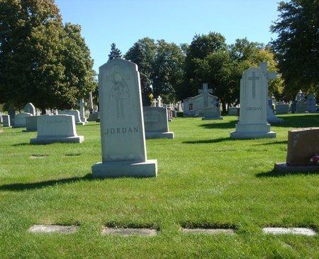 JORDAN, JAMES R. - Cook County, Illinois | JAMES R. JORDAN - Illinois Gravestone Photos