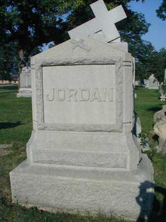 JORDAN, UNKNOWN - Cook County, Illinois | UNKNOWN JORDAN - Illinois Gravestone Photos