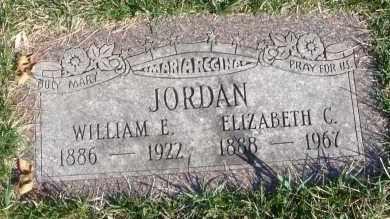 JORDAN, ELIZABETH C. - Cook County, Illinois | ELIZABETH C. JORDAN - Illinois Gravestone Photos