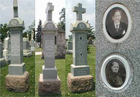 JOHNSON, ADELINE - Cook County, Illinois   ADELINE JOHNSON - Illinois Gravestone Photos