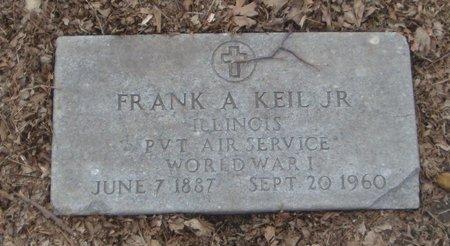 KEIL, FRANK A. JR. - Cook County, Illinois   FRANK A. JR. KEIL - Illinois Gravestone Photos
