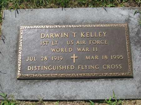KELLEY, DARWIN T - Cook County, Illinois | DARWIN T KELLEY - Illinois Gravestone Photos