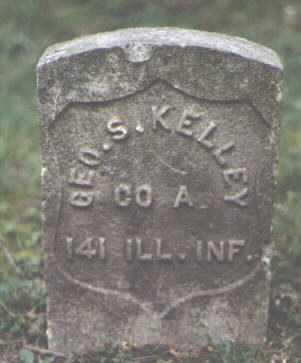 KELLEY, GEORGE S. - Cook County, Illinois   GEORGE S. KELLEY - Illinois Gravestone Photos