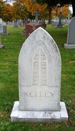 KELLEY, JOHN - Cook County, Illinois | JOHN KELLEY - Illinois Gravestone Photos