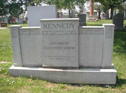 KENNEDY, JOHN - Cook County, Illinois | JOHN KENNEDY - Illinois Gravestone Photos