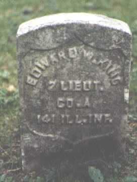KING, EDWARD W. - Cook County, Illinois | EDWARD W. KING - Illinois Gravestone Photos