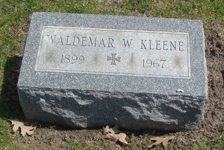 KLEENE, VALDEMAR - Cook County, Illinois | VALDEMAR KLEENE - Illinois Gravestone Photos