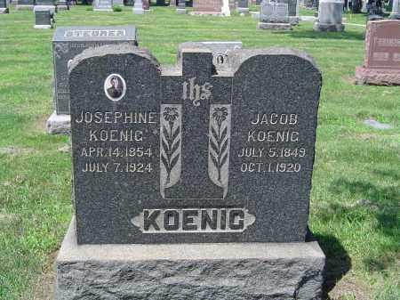 MAJKA? KOENIG, JOSEPHINE - Cook County, Illinois | JOSEPHINE MAJKA? KOENIG - Illinois Gravestone Photos