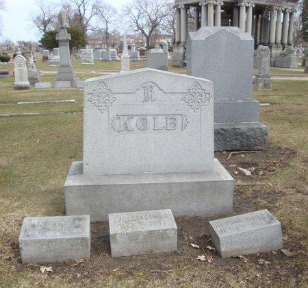 KOLB, WILLIAM - Cook County, Illinois   WILLIAM KOLB - Illinois Gravestone Photos