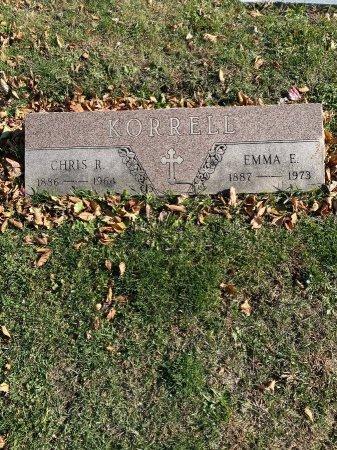 KORRELL, CHRISTIAN ROBERT - Cook County, Illinois | CHRISTIAN ROBERT KORRELL - Illinois Gravestone Photos