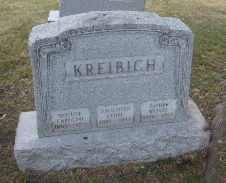 KREIBICH, WENZEL - Cook County, Illinois | WENZEL KREIBICH - Illinois Gravestone Photos