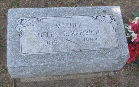 KREIBICH, HELEN C. - Cook County, Illinois | HELEN C. KREIBICH - Illinois Gravestone Photos