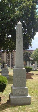 LANG, ERHARD J. - Cook County, Illinois | ERHARD J. LANG - Illinois Gravestone Photos