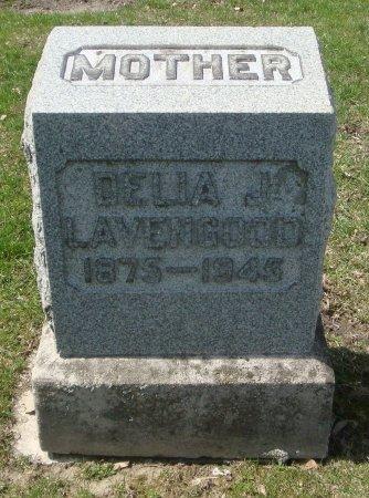 LAVENGOOD, DELIA J. - Cook County, Illinois | DELIA J. LAVENGOOD - Illinois Gravestone Photos